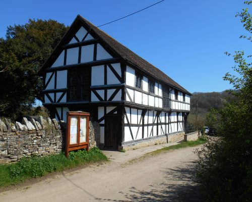 15th Century Village Hall, Cradley